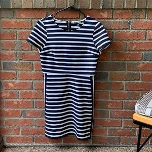 Express Short-Sleeve Dress